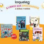 8 libros que emocionarán