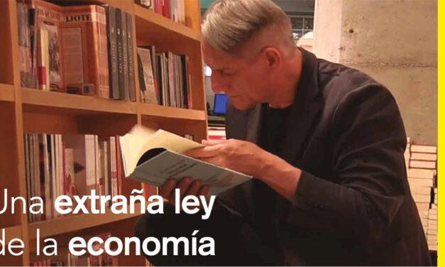 Una extraña ley de la economía