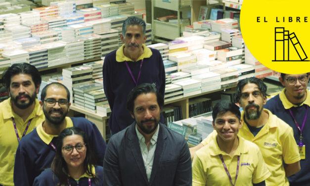 Los libreros de Gandhi