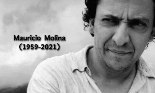 Hasta pronto, Mauricio Molina