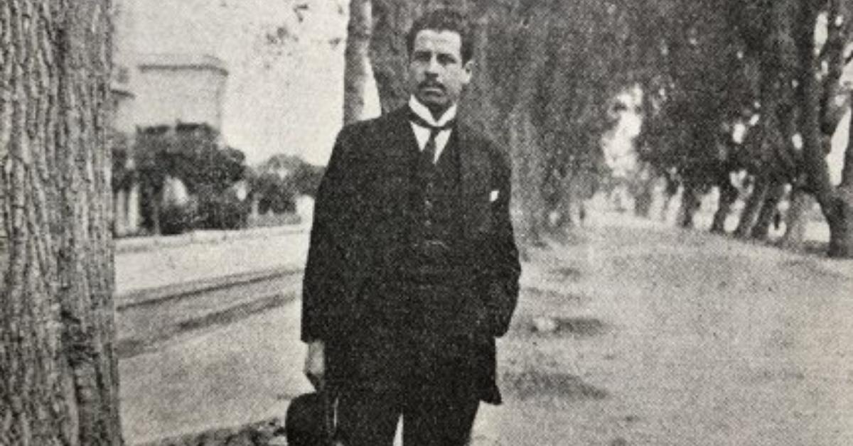 Ramón López Velarde, el poeta nacional