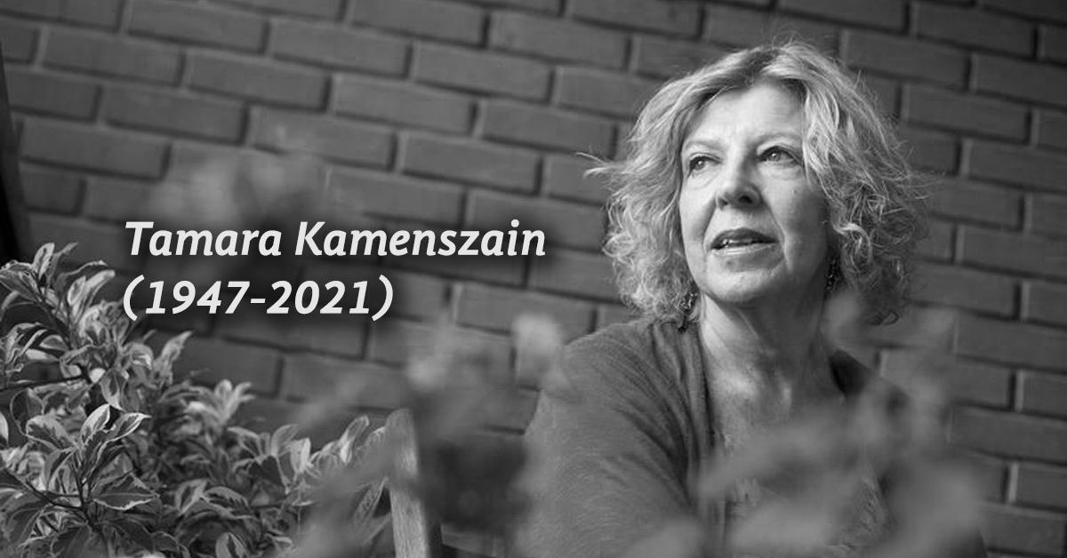 Una dulce poetisa, Tamara Kamenszain