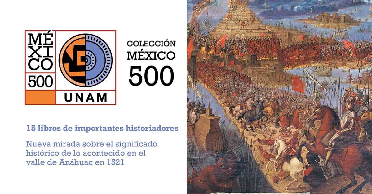 Nuevas miradas a 500 años