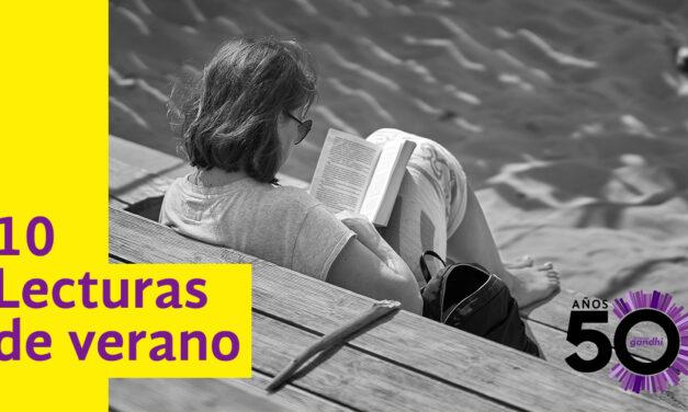 10 libros para el verano