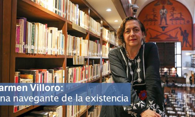 Carmen Villoro: una navegante de la existencia