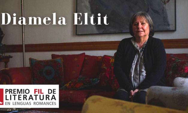 Diamela Eltit, ganadora del Premio FIL de Literatura en Lenguas Romances 2021