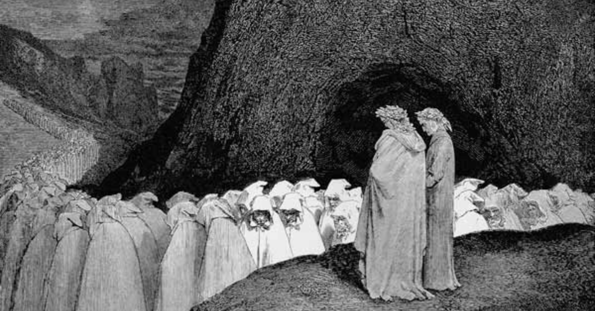 T.S. Eliot sobre Dante, a setecientos años de la muerte del poeta de la Comedia y la Vida Nueva