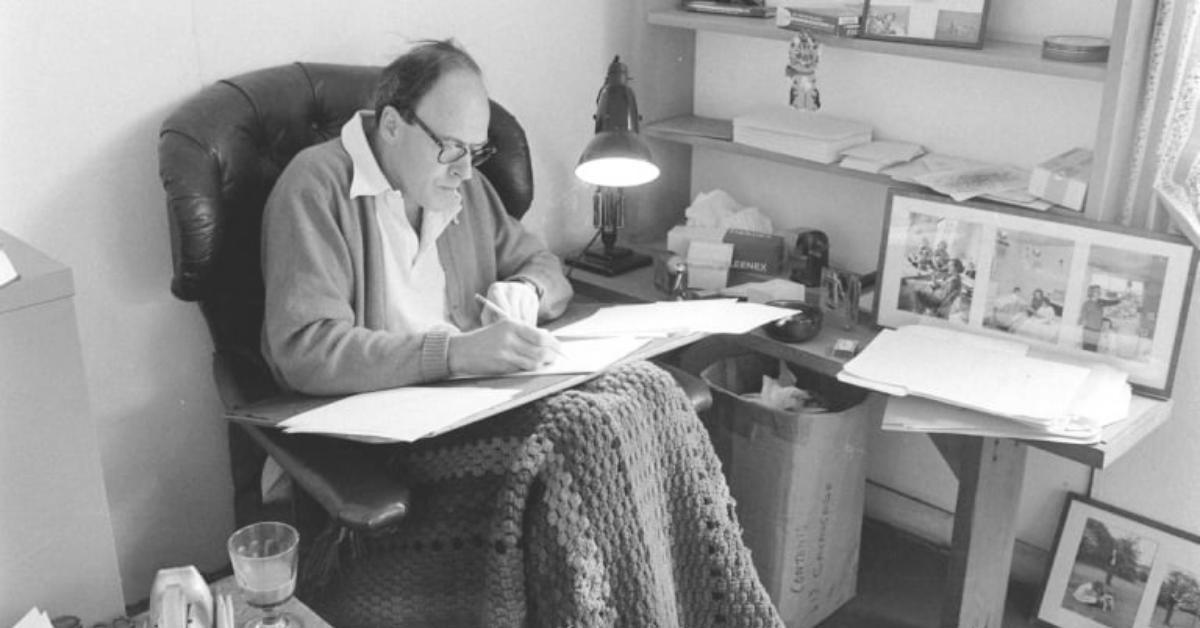 Roald Dahl y su pluma fantástica