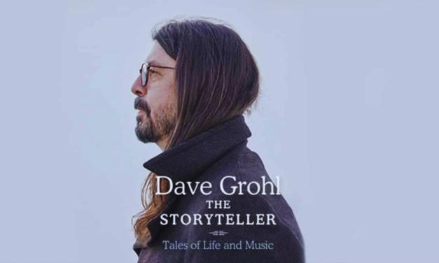 "Dave Grohl publicará ""The Storyteller"""