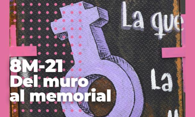Del muro al memorial: un grito contra el olvido
