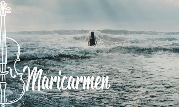 Maricarmen, una chelista audaz