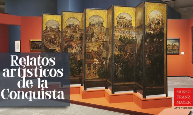 Relatos artísticos de la Conquista