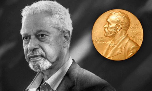 Abdulrazak Gurnah, Premio Nobel de Literatura 2021